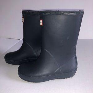 Child's Hunter boots